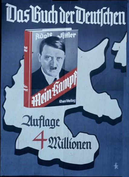 MeinKampf4Million1938poster